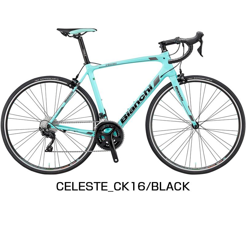 《在庫あり》【ボトルプレゼント】Bianchi(ビアンキ) 2019年モデル INTENSO105 (インテンソ105)[カーボンフレーム][ロードバイク・ロードレーサー]