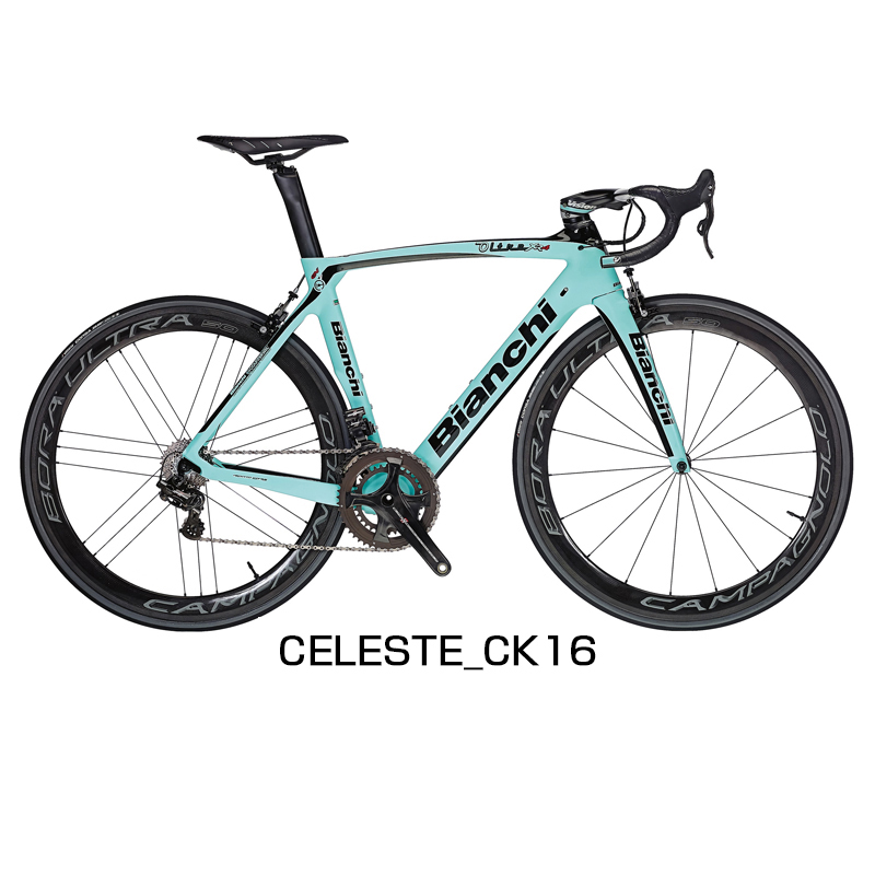 Bianchi(ビアンキ) 2019年モデル OLTRE XR4 ULTEGRA Di2 (オルトレXR4アルテグラDi2)[カーボンフレーム][ロードバイク・ロードレーサー]
