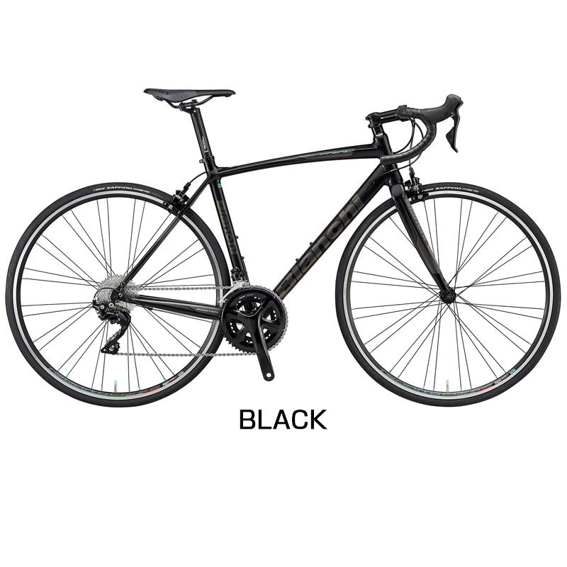 【BIKOTのバックパックプレゼント対象商品】Bianchi(ビアンキ) 2019年モデル VIA NIRONE7 PRO105 (ヴィアニローネ7プロ105)[アルミフレーム][ロードバイク・ロードレーサー]