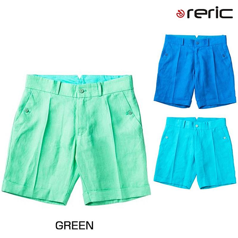 reric(レリック) 2016年春夏モデル リネンショートパンツ 4102401[ボトムス][春夏]