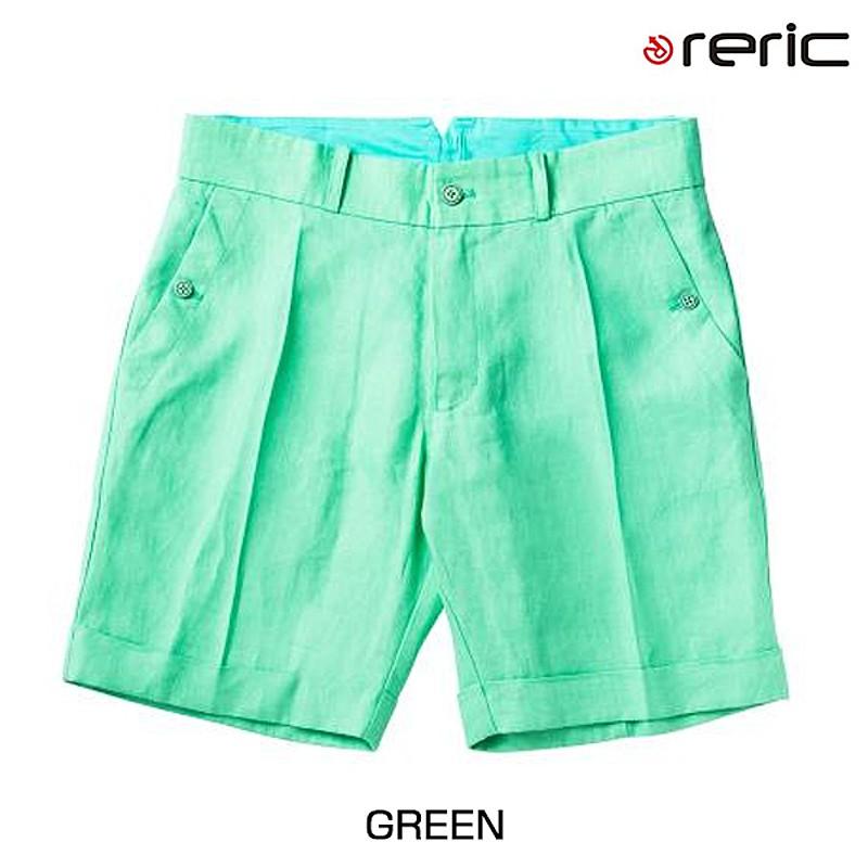 reric(レリック) 2016年春夏モデル リーブス柄ショートパンツ 4102402[ボトムス][春夏]
