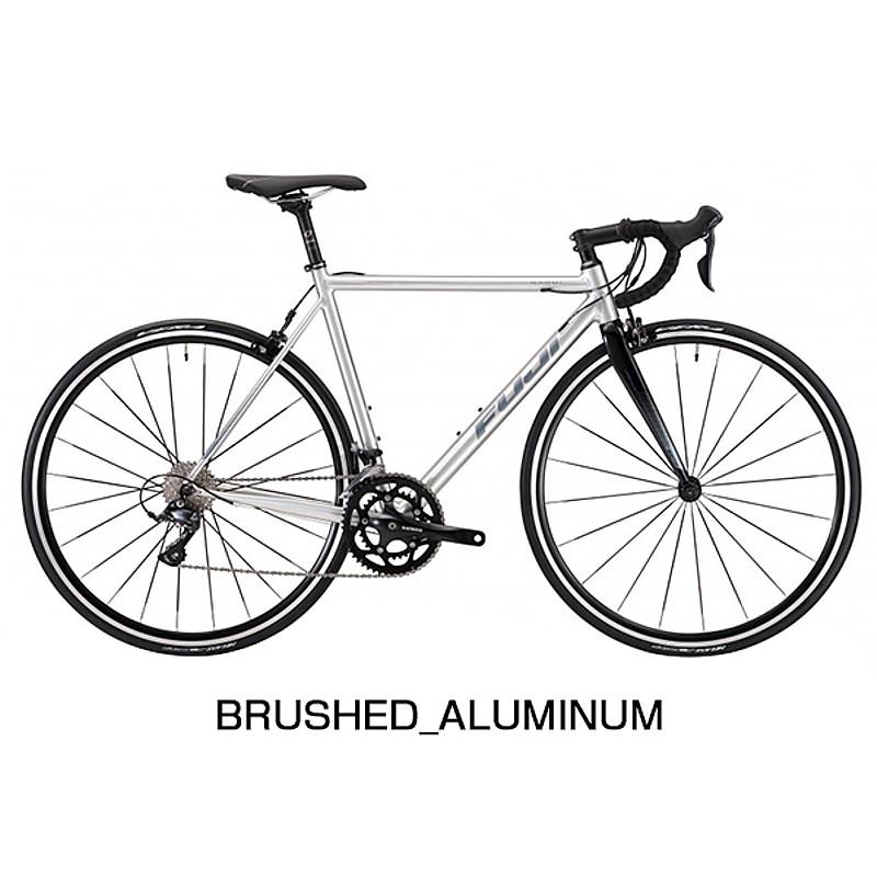【ボトルプレゼント】FUJI(フジ) 2019年モデル NAOMI BRUSHED ALUMINUM(ナオミブラッシュドアルミニウム)[アルミフレーム][ロードバイク・ロードレーサー]