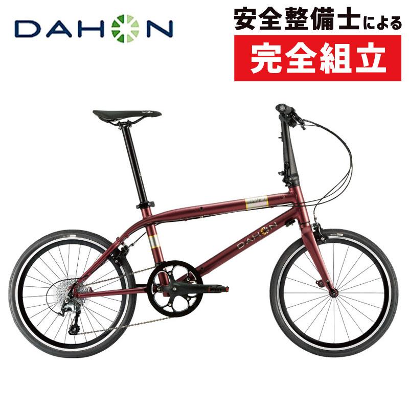 DAHON(ダホン、ダホーン) 2019年モデル CLINCH D10 (クリンチD10)[スポーティー][折畳み]