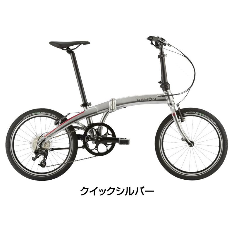 《在庫あり》DAHON(ダホン、ダホーン) 2019年モデル MU D9 (ミューD9)[コンフォート][折畳み]