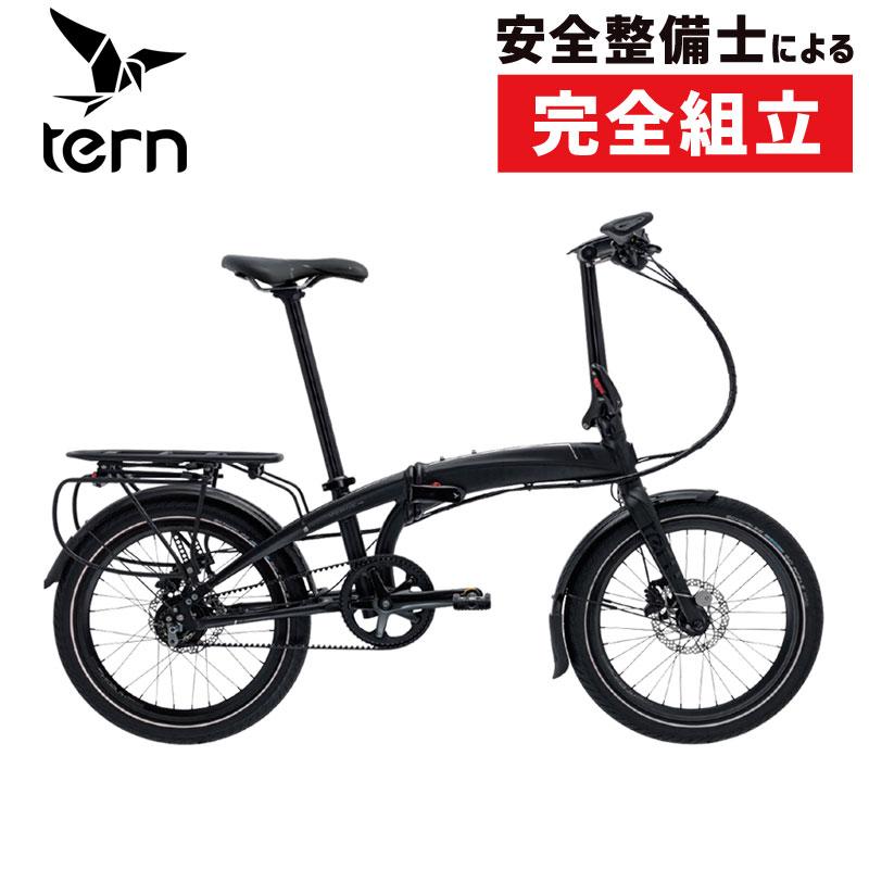 TERN(ターン) 2019年モデル VERGE S8i (ヴァージュS8i)[コンフォート][折畳み]