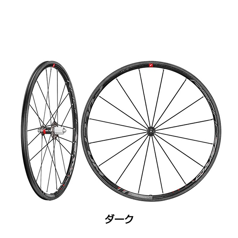 FULCRUM(フルクラム) RACING ZERO CARBON WO (レーシングゼロカーボンWO)前後セットホイール(F+R) LIMITED[前・後セット][チューブレス非対応]