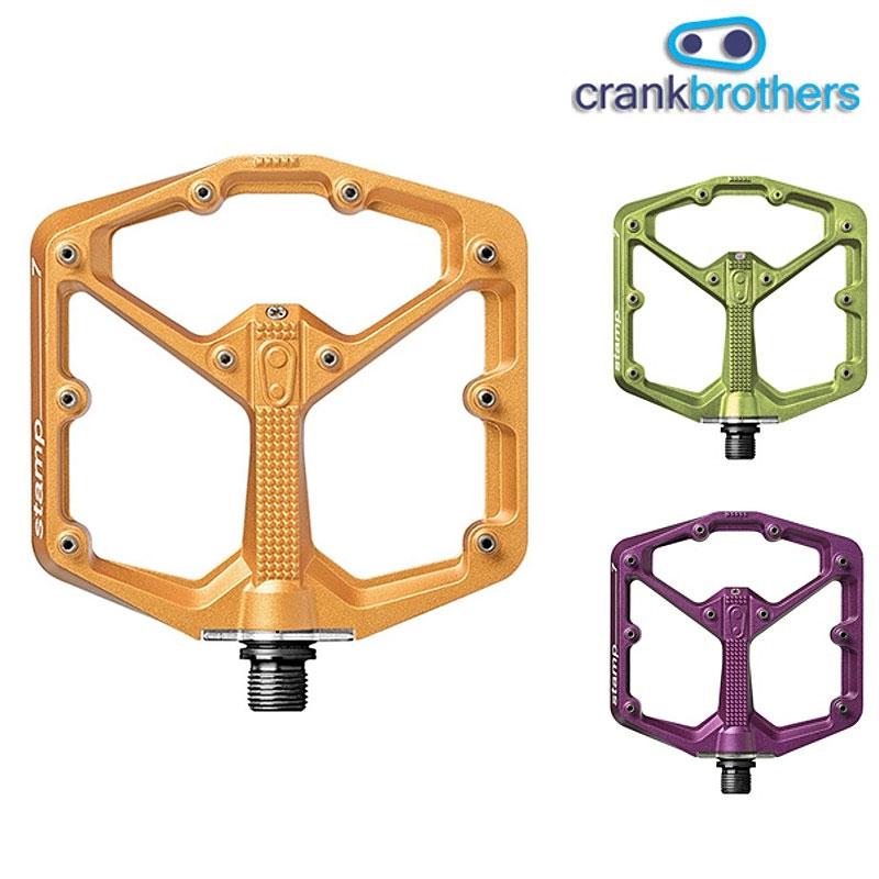 【GWも営業中】crankbrothers(クランクブラザーズ) STAMP7 LARGE LIMITED EDITION (スタンプ7ラージリミテッドエディション)[フラットペダル][パーツ・アクセサリ]
