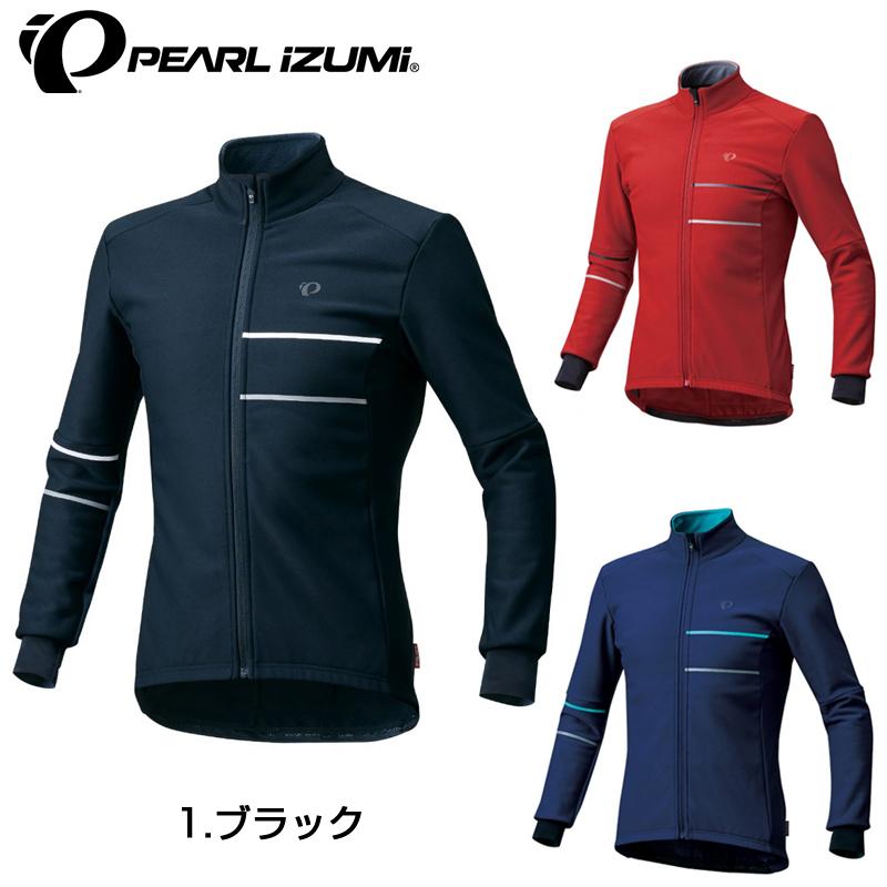 《即納》【あす楽】【2019春夏モデル】PEARL IZUMI(パールイズミ) ウィンドブレークスウィッシュジャケット 3600-BL[ロングスリーブ][ウィンドブレーカー]【レースフィット、5℃~対応】