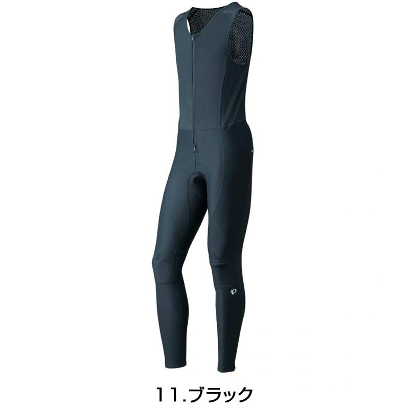 《即納》【あす楽】【2018秋冬モデル】PEARL IZUMI(パールイズミ) ウィンドブレークビブタイツ TL6000‐3D[タイツ][ビブパンツ]【5℃~対応】