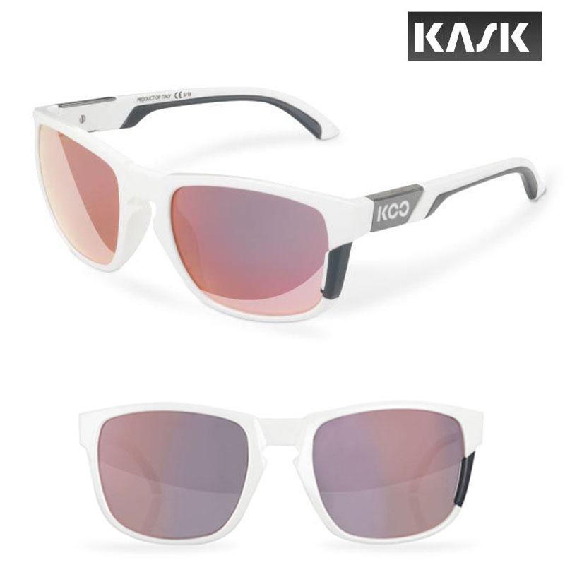 KASK(カスク) CALIFORNIA (カリフォルニア) WHITE/ANTHRACITE[ノーマルレンズ][サングラス]