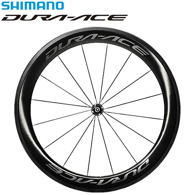 SHIMANO DURA-ACE(シマノ デュラエース) WH-R9100-C60-TU フロントホイール チューブラー[前][チューブレス非対応]