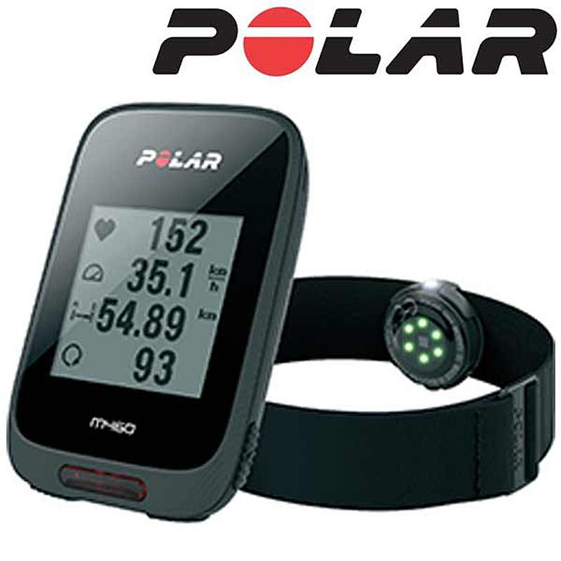 POLAR(ポラールメーター) M460 OH1 (心拍センサー付)[マップ/ナビ付き][GPS/ナビ/マップ]