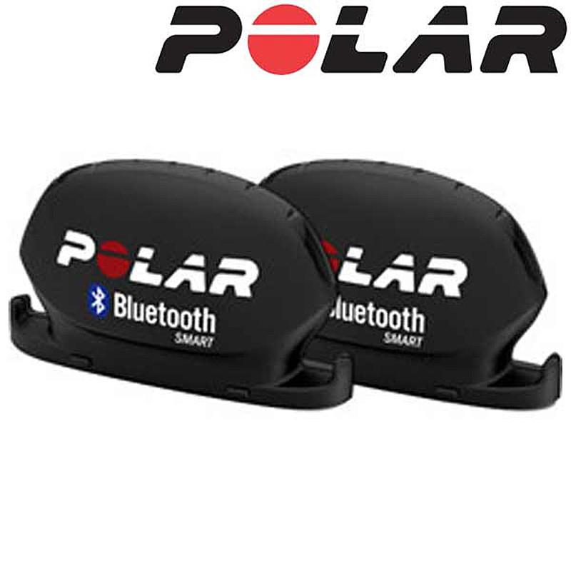 POLAR(ポラールメーター) スピードケイデンスセンサーセットBLUETOOTH SMART[マップ/ナビ付き][GPS/ナビ/マップ]