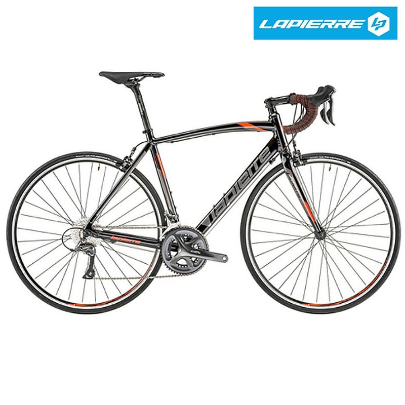 《在庫あり》LAPIERRE(ラピエール) 2019年モデル AUDACIO100 (アウダシオ100)[アルミフレーム][ロードバイク・ロードレーサー]