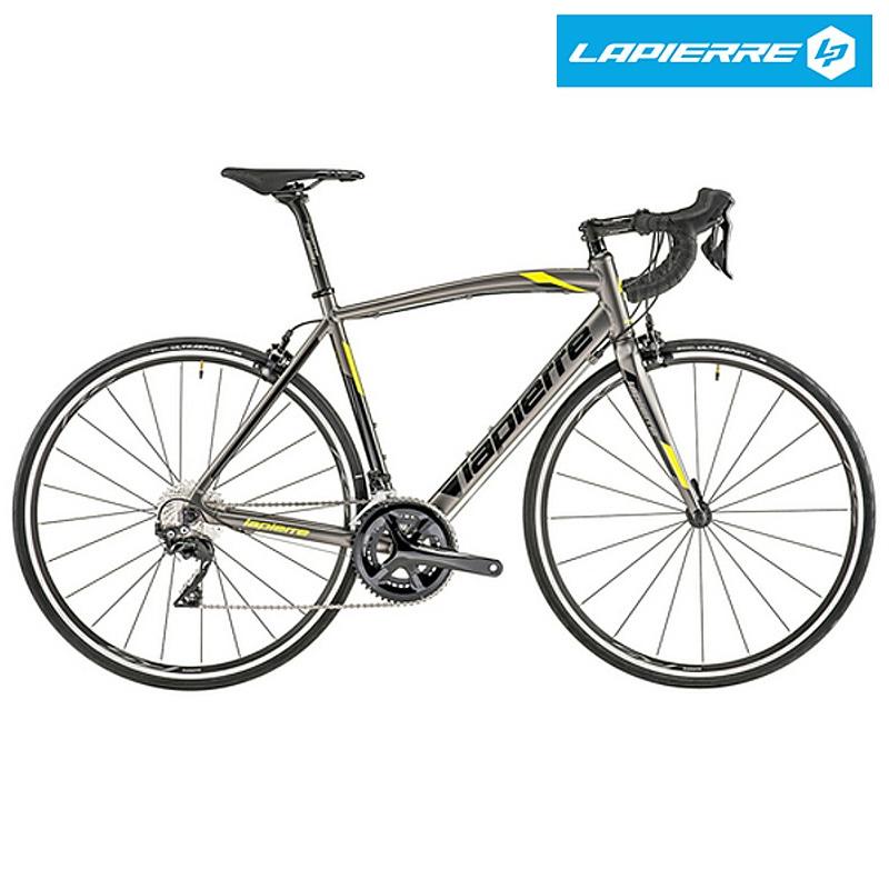 《在庫あり》LAPIERRE(ラピエール) 2019年モデル AUDACIO500 (アウダシオ500)[アルミフレーム][ロードバイク・ロードレーサー]