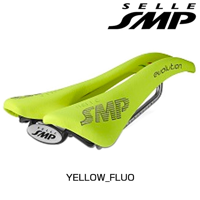 SELLE SMP(セラ エスエムピー) DYNAMIC (ダイナミック) ハイビズイエロー[レーシング][サドル・シートポスト]