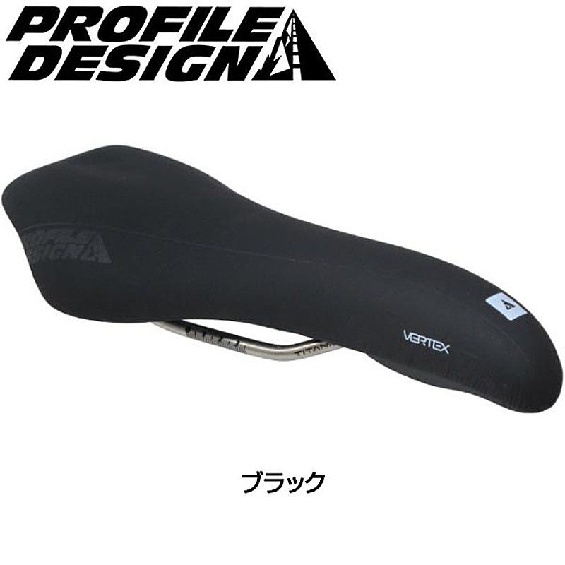 PROFILE DESIGN(プロファイルデザイン) VERTEX サドル TITAN[レーシング][サドル・シートポスト]