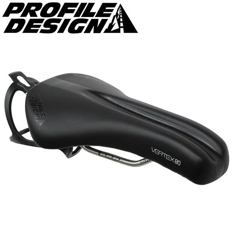 PROFILE DESIGN(プロファイルデザイン) VERTEX 80サドル TITAN[TT・トライアスロン][サドル・シートポスト]