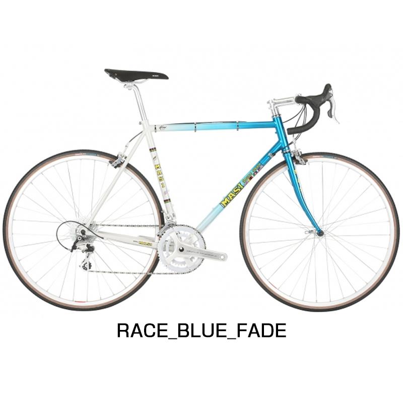 MASI(マジー/マジィ) SPECIALE STRADA (スペシャルストラーダ)RACE BLUE FADE[ホリゾンタル][スチールフレーム]