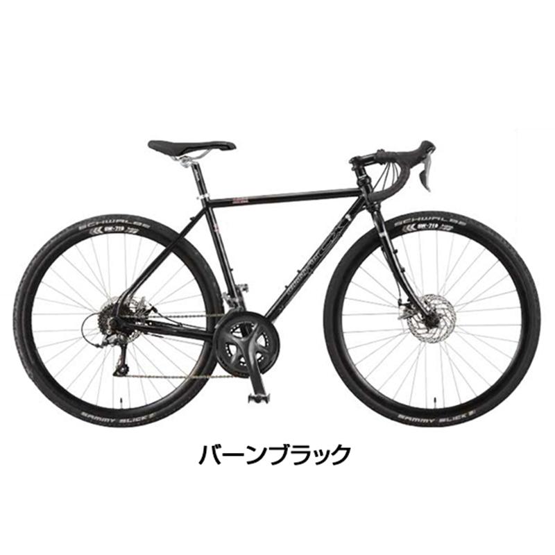 《在庫あり》ARAYA(アラヤ) 2019年モデル MUDDYFOX CX GRAVEL (マディフォックスCXグラベル) CXG[スローピング][スチールフレーム]
