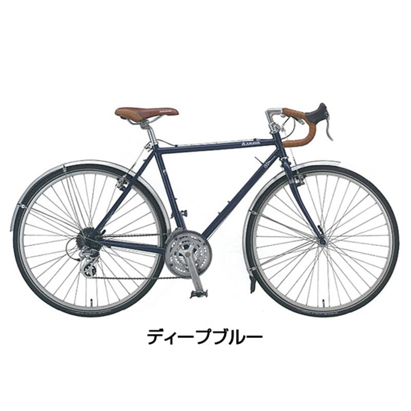 《在庫あり》ARAYA(アラヤ) 2019年モデル FEDERAL (フェデラル) FED[ランドナー・ツーリングバイク][自転車本体・フレーム]