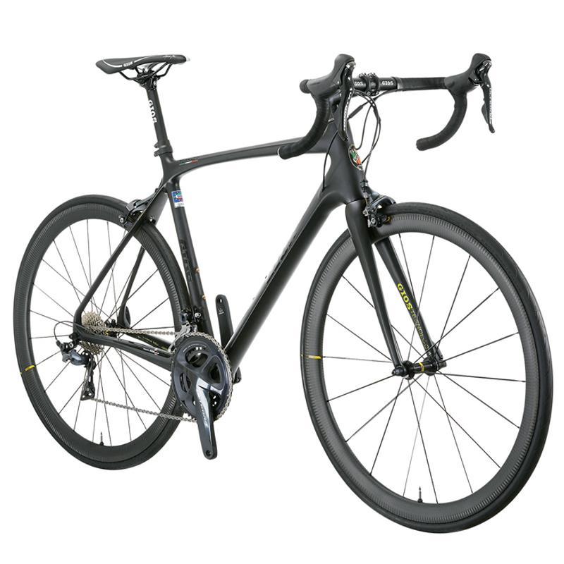 GIOS(ジオス) 2019年モデル TORNADO (トルナード)ULTEGRA アルテグラ (ホイール:MAVIC COSMIC PRO)[カーボンフレーム][ロードバイク・ロードレーサー]