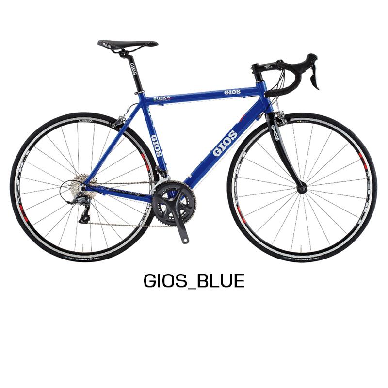 《在庫あり》GIOS(ジオス) 2019年モデル SIERA (シエラ)CLARIS クラリス[アルミフレーム][ロードバイク・ロードレーサー]