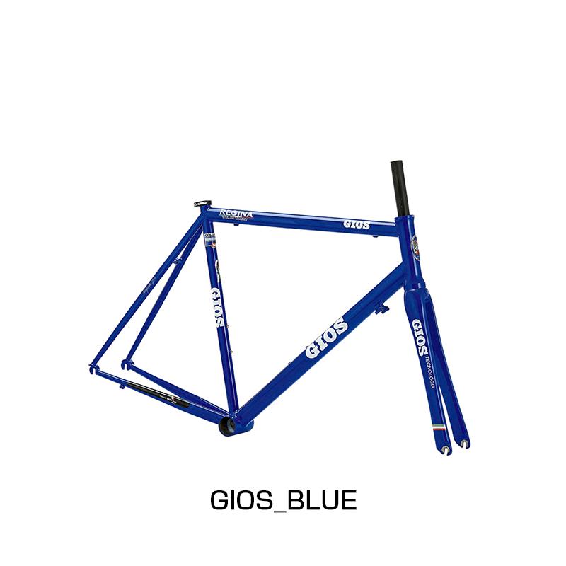 GIOS(ジオス) 2019年モデル REGINA FRAMESET (レジーナフレームセット)[ロードバイク][フレーム・フォーク]