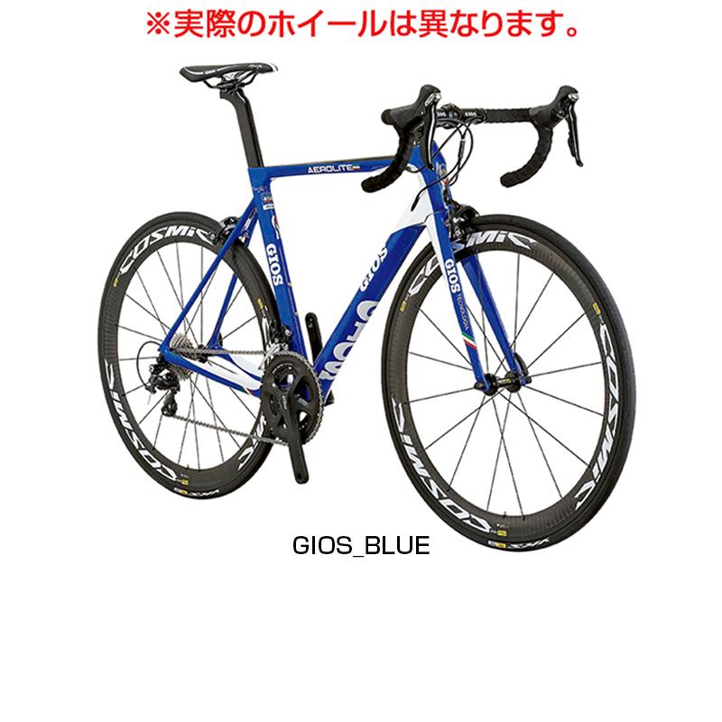 GIOS(ジオス) 2019年モデル AERO LITE (エアロライト)105[エアロロード][ロードバイク・ロードレーサー]