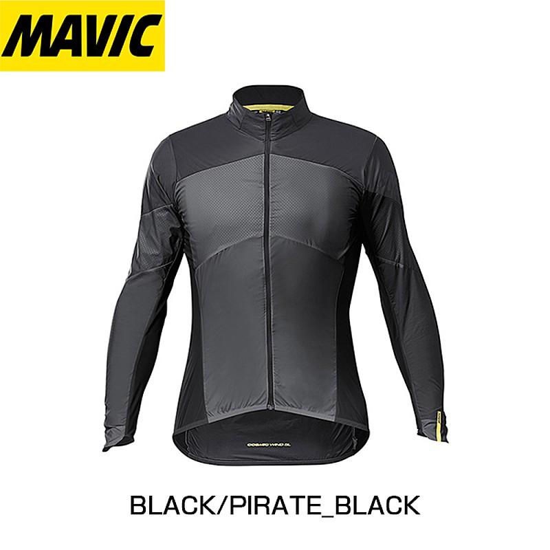 《即納》MAVIC(マヴィック) COSMIC PRO WIND SL JACKET (コスミックウインドSLジャケット)[長袖(秋冬)][ジャージ・トップス]