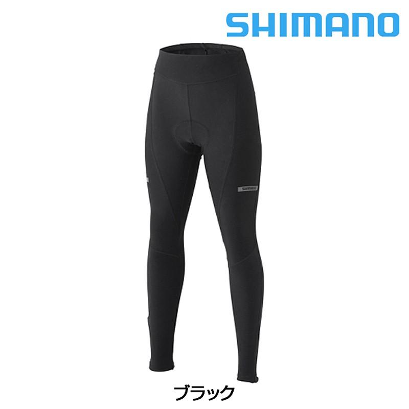 《即納》SHIMANO(シマノ) 2018年モデル ウイメンズウインタータイツ[タイツ][レーサーパンツ]