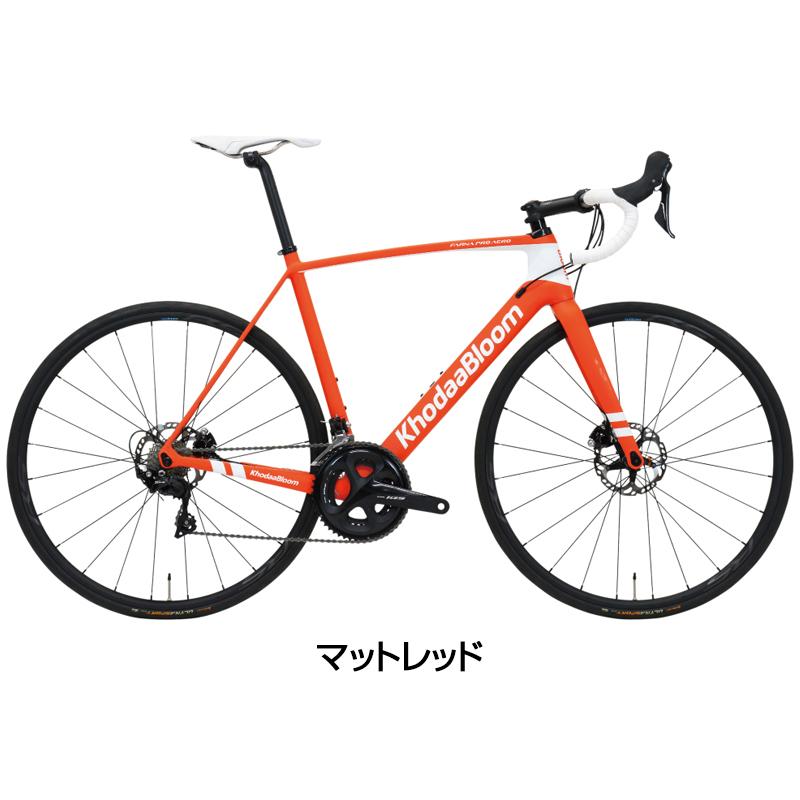 Khodaa Bloom(コーダブルーム) 2019年モデル FARNA PRO AERO DISC7000 (ファーナプロエアロディスクR7000)[カーボンフレーム][ロードバイク・ロードレーサー]