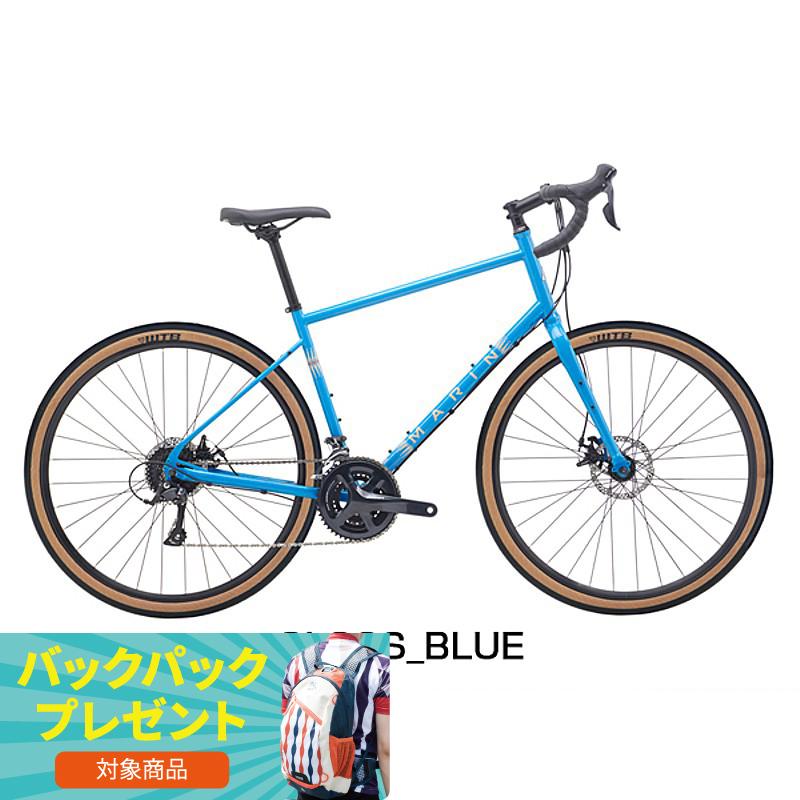 MARIN(マリン、マリーン) 2019年モデル FOUR CORNERS (フォーコーナーズ)[ランドナー・ツーリングバイク][自転車本体・フレーム]