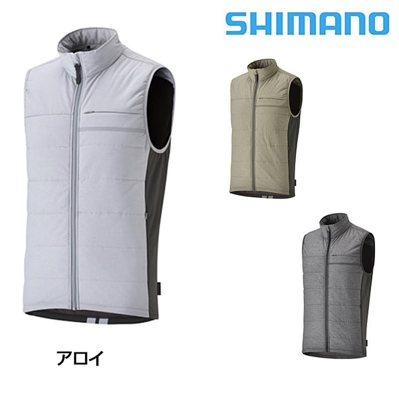 《即納》SHIMANO(シマノ) 2018年モデル トランジットペイヴメントベスト[ベスト][ウィンドブレーカー]