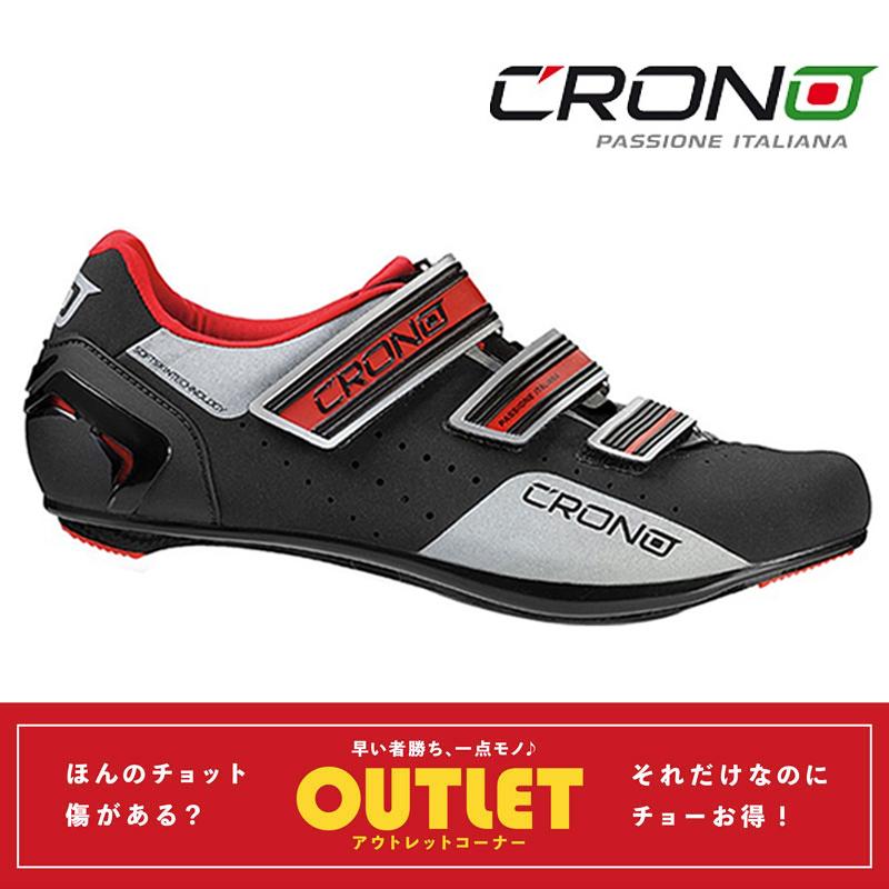 《即納》【お盆も営業中】CRONO(クロノ) CR-4 NYLON (CR-4ナイロン)SPD-SLビンディングシューズ [サイクルシューズ] [サイクリング] [ロードバイク]