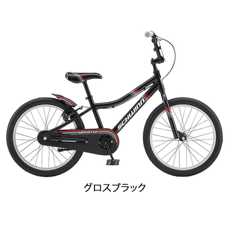 SCHWINN(シュウィン) 2019年モデル AEROSTAR (エアロスター)[20インチ][マウンテンバイク]