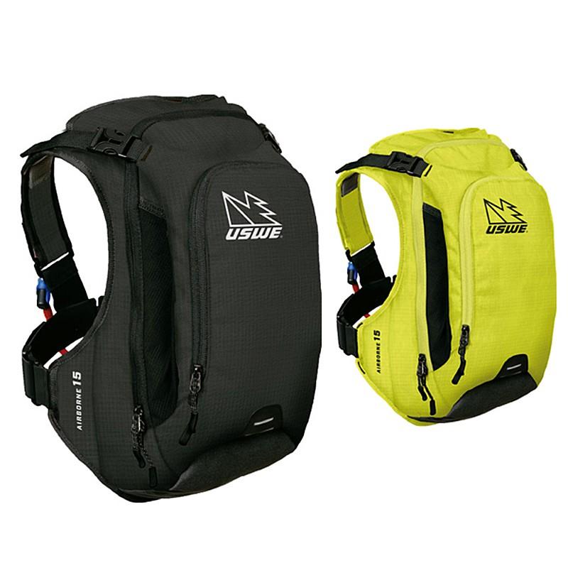 USWE(ユースウィー) AIRBORNE15 (エアボーン15) [バッグ] [バックパック] [ロードバイク] [リュック]