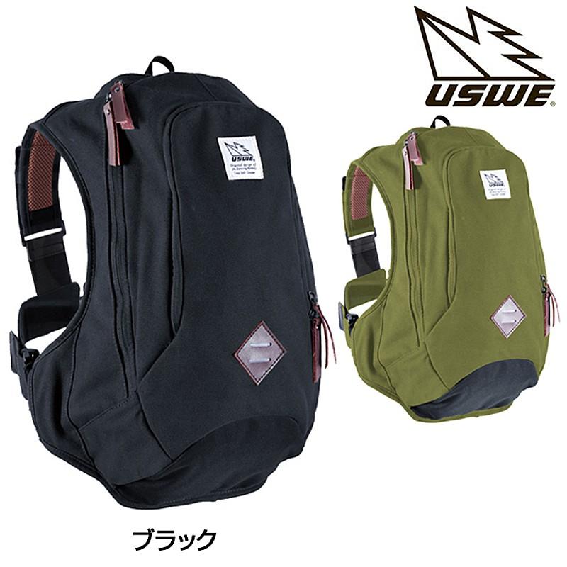 USWE(ユースウィー) SCRAMBLER16 (スクランブラー16)[バックパック][身につける・持ち歩く]