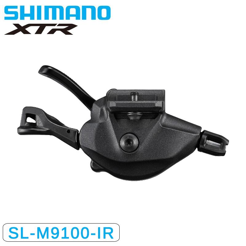 【5月25日限定!エントリーでポイント最大14倍】SHIMANO XTR(シマノXTR) SL-M9100-IR シフトレバー I-spec EV 右のみ 12S [MTB] [パーツ] [シフター] [シフトレバー]