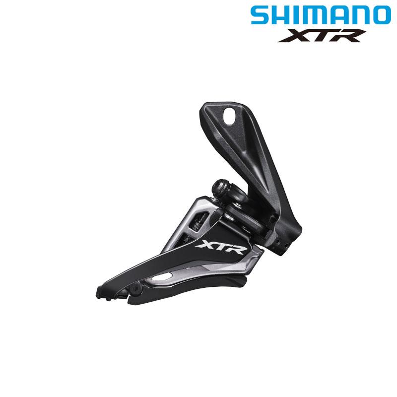 SHIMANO XTR(シマノXTR) FD-M9100-D 直付 サイドスイング 2×12S[ワイヤー用][フロントディレーラー]
