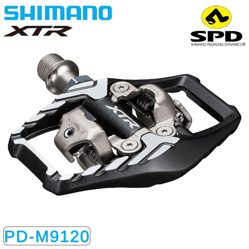 SHIMANO XTR(シマノXTR) PD-M9120 SPDペダル[ビンディングペダル][パーツ・アクセサリ]