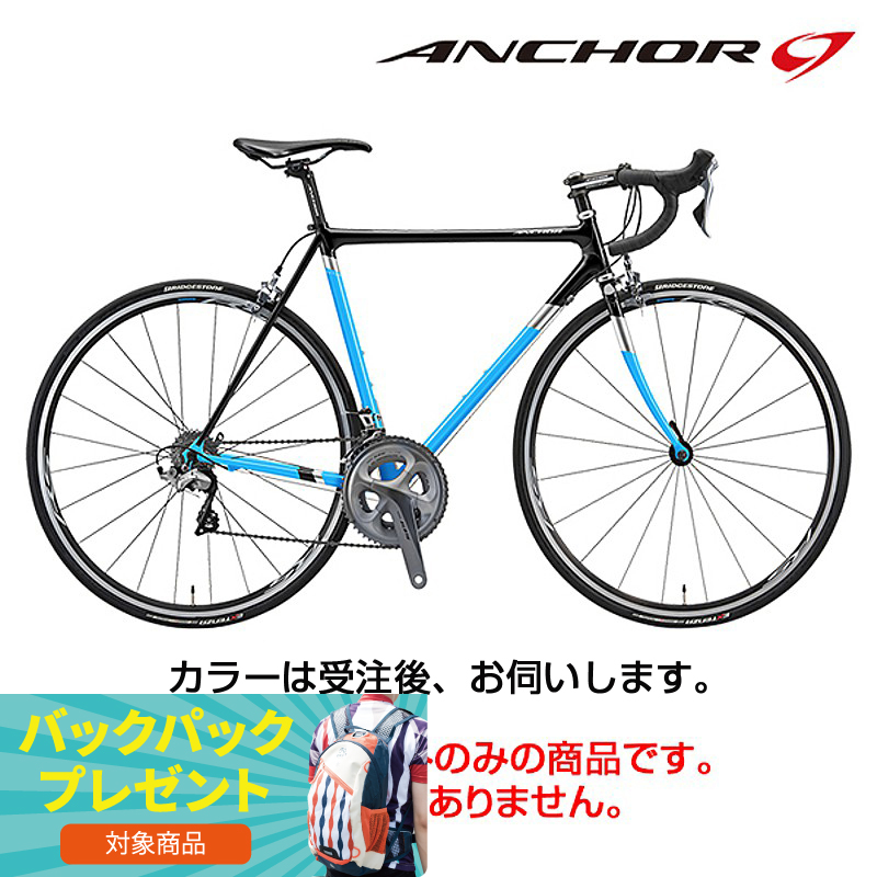 ANCHOR(アンカー) 2019年モデル RNC7 FRAME SET (RNC7フレームセット)[ロードバイク][フレーム・フォーク]