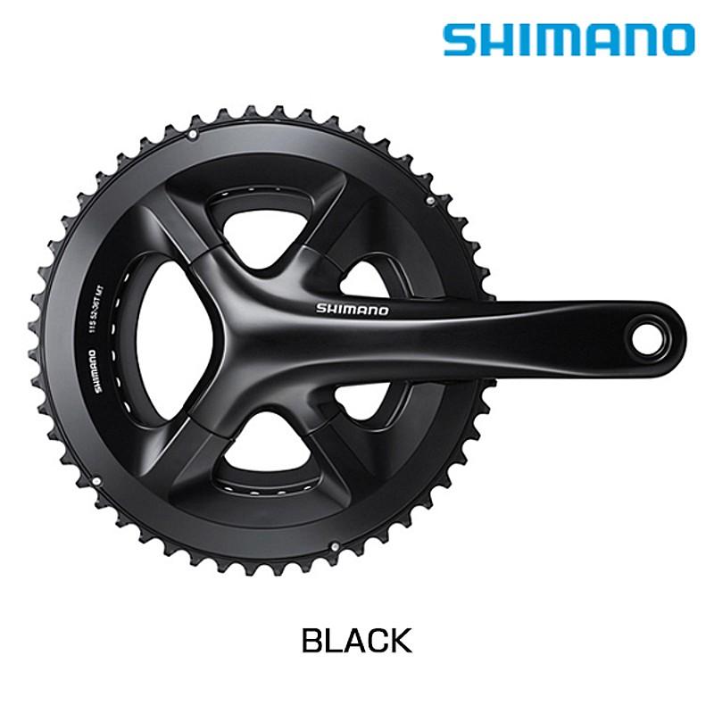 SHIMANO 105(シマノ105) FC-RS510 50×34T 11S BB別売[クランクセット][クランク・チェーンホイール]
