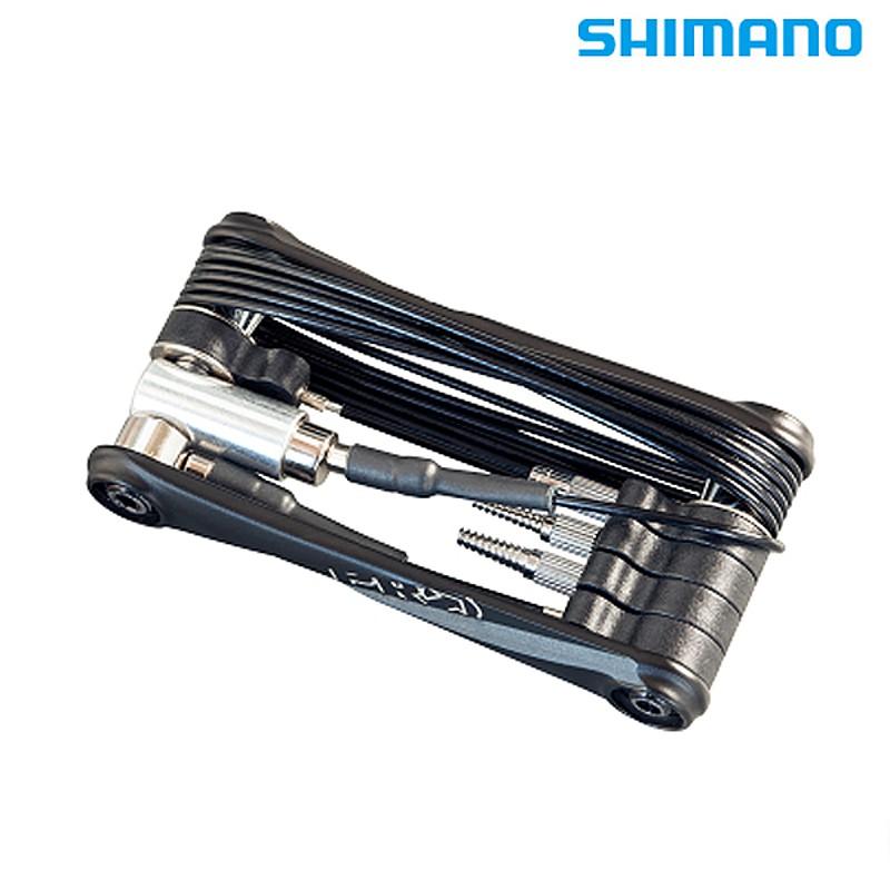 SHIMANO PRO(シマノ プロ) FLOOR PUMP TEAM TUBELESS (フロアポンプチームチューブレス)[フロアポンプ][ポンプ・空気入れ]