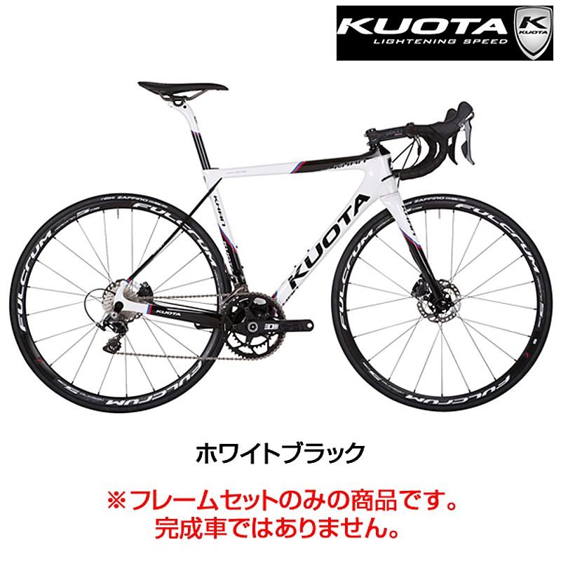 【先行予約受付中】KUOTA(クォータ) 2018年モデル KHAN DISC (カーンディスク) フレームセット