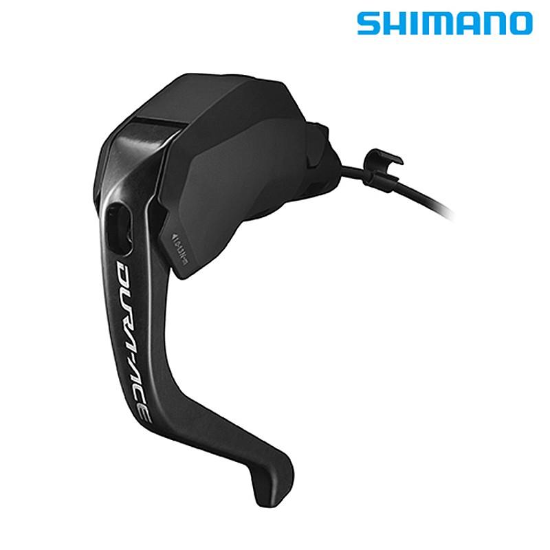 SHIMANO DURA-ACE(シマノ デュラエース) ST-R9180 左レバーのみ TT/Di2/ハイドローリック[ブルホーン・エアロバー用][ブレーキレバー]