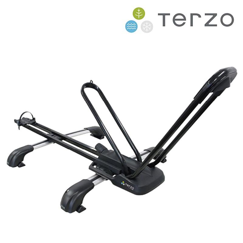 TERZO(テルッツオ) EC-27サイクルキャリア[本体][ルーフキャリア]