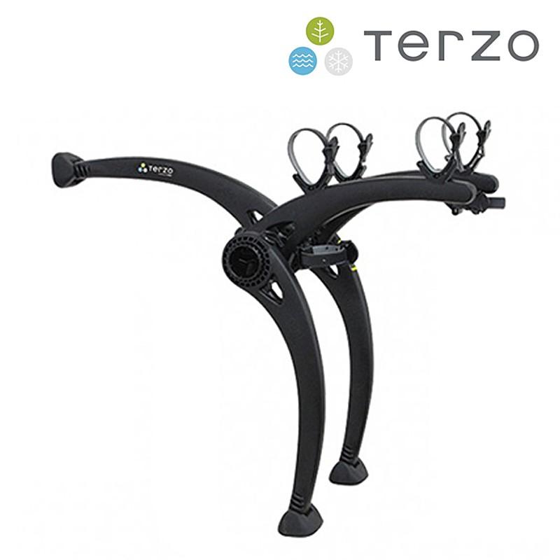 TERZO(テルッツオ) EC-16BKサイクルキャリア[本体][後部キャリア]