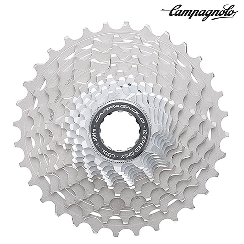 Campagnolo SuperRecord(カンパニョーロスーパーレコード) CS19-SR1219 12S カセットスプロケット11-29T[本体][スプロケット]