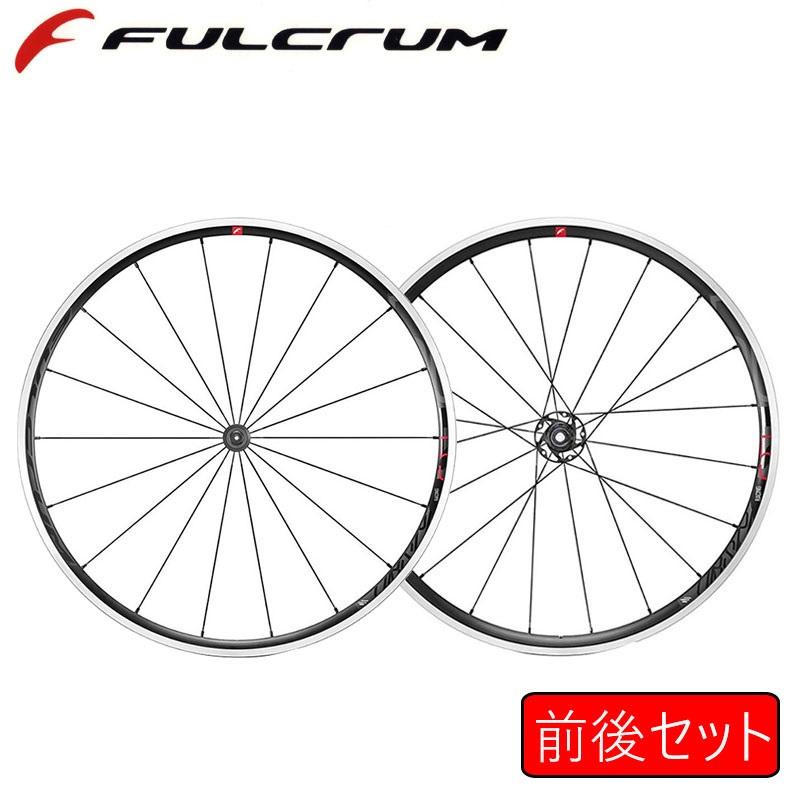 FULCRUM(フルクラム) RACING5 WO(レーシング5 WO)前後セットホイール クリンチャー[前・後セット][チューブレス非対応]